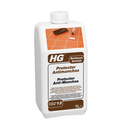 PROTECTOR ANTIMANCHAS SUPERFICIES POROSAS 1LT 860007