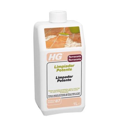 LIMPIADOR POTENTE PARA TERRACOTA 1LT 860201