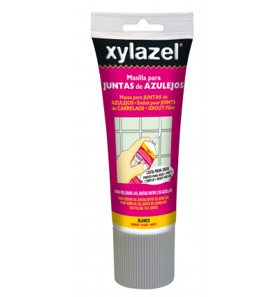 XYLAZEL MASILLA JUNTA DE AZULEJOS EN TUBO 250 gr