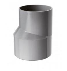 AMPLIACION PVC EXCENTRICA