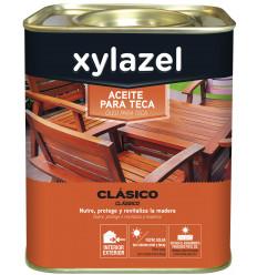 XYLAZEL ACEITE PARA TECA 750 ML