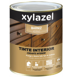 XYLAZEL BARNIZ TINTE INTERIOR INCOLORO