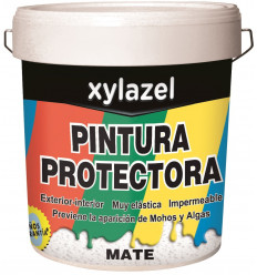 XYLAZEL PNTURA PROTECTORA MATE