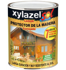 XYLAZEL SOL LASUR SATINADO PROTECCION 7 AÑOS