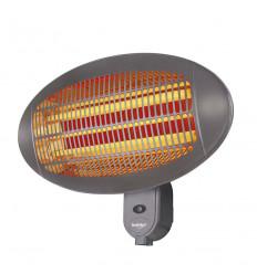 CALEFACTOR ELECTRICO EXTERIOR MURAL HABITEX E398