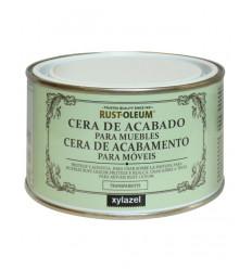 CHALKY CERA ACABADO MUEBLE TRANSPARENTE 400 ML