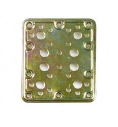 PLACA MOD.504 BRICOMATADO 120 mm x 100 mm