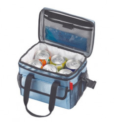 NEVERA FLEXIBLE 5,5 L. AZUL