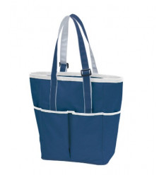 NEVERA/BOLSO FLEXIBLE 30 L. AZUL