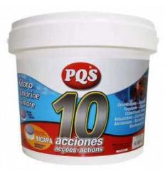 CLORO 10 ACCIONES BICAPA BOTE DE 5KG