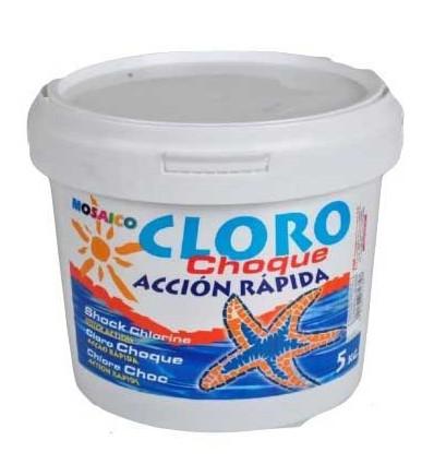 CLORO 4 ACCIONES 5KG
