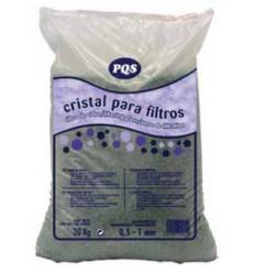 CRISTAL PARA FILTRO 1-3MM SACO 20KG