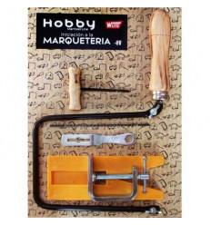 KIT MARQUETERIA HOBBY REF.339BL