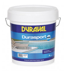 DURAVAL PISCINAS 750ML BLANCO