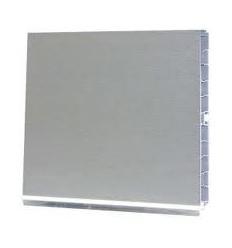 ZOCALO PVC TOP INOX 15CM ALTO X 395 CM LARGO