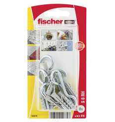 TACO FISCHER S 6 RH CON HEMBRILLA