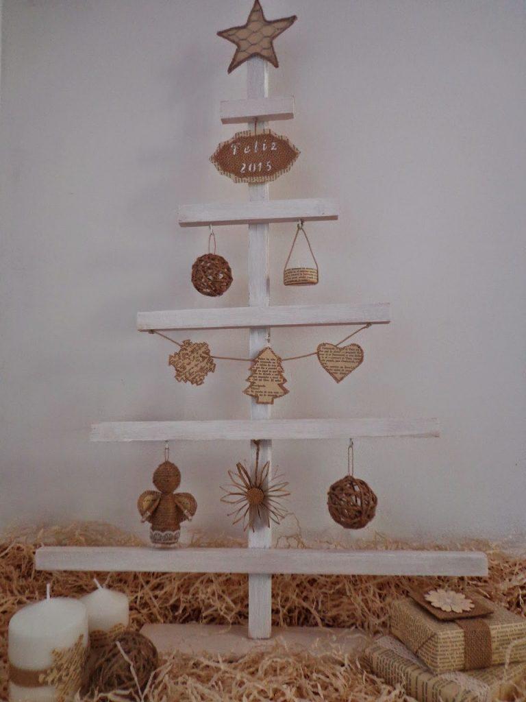 Rbol de navidad de madera suinplas blog - Arboles de navidad de madera ...