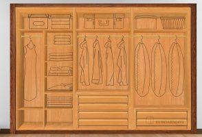 reorganiza tu armario