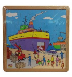 JUEGO INFANTIL THE HARBOUR***