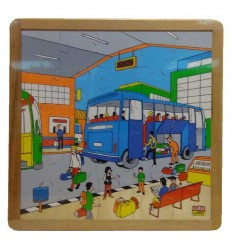 JUEGO INFANTIL THE BUS STATION***