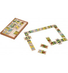 JUEGO INFANTIL ANIMALS DOMINOES***