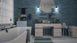 Imagen baño moderno